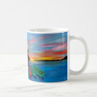 Tropical Dreaming Classic Mug