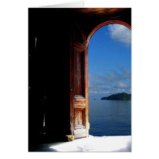 Tropical Dreams Come True Card