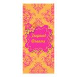 Tropical Dreams Full Color Rack Card