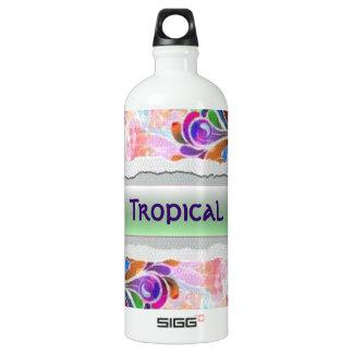 Tropical Drink  Custom Label Bottle