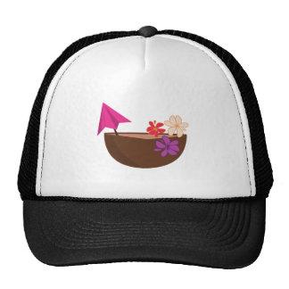 Tropical Drink Trucker Hat