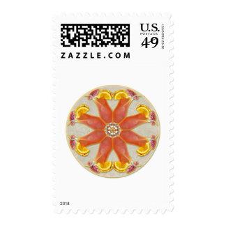 Tropical Drink Mandala Stamps
