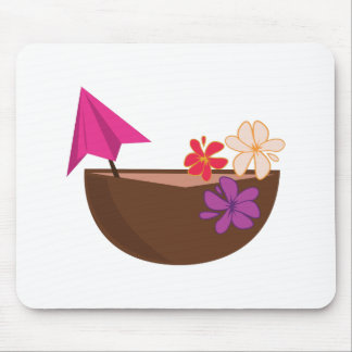 Tropical Drink Mouse Pad