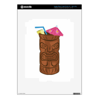 Tropical Drink iPad 3 Decal