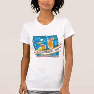 Tropical Drinks Bachelorette Bash T-Shirt