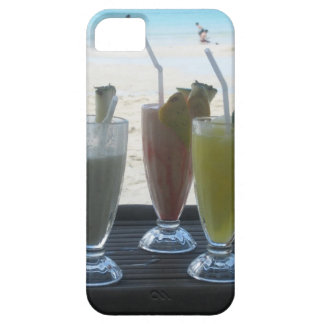 Tropical drinks iPhone SE/5/5s case