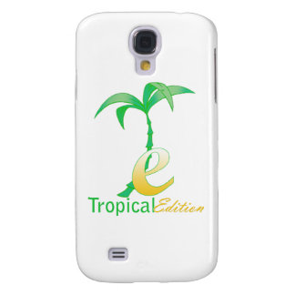 Tropical Edition Merchandise Galaxy S4 Cover