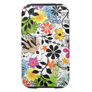 Tropical Escape iPhone 3 Tough Covers