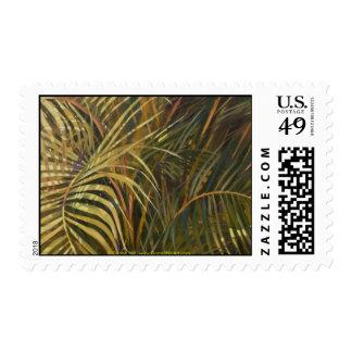Tropical Essence Postage Stamp