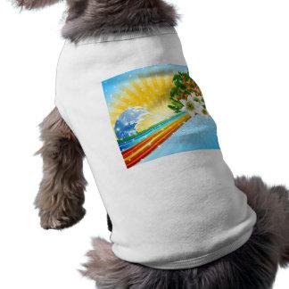 Tropical Exotic Summer Holidays Shirt