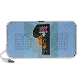 Tropical Faerie PC Speakers