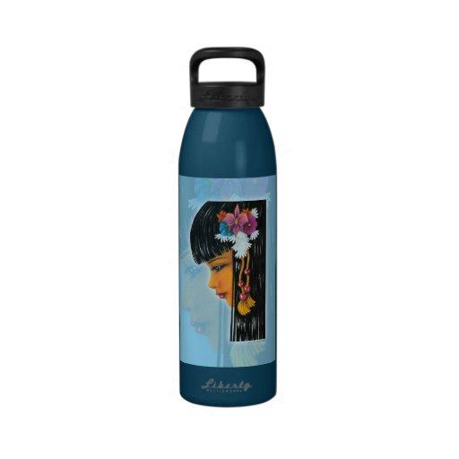 Tropical Faerie Drinking Bottle