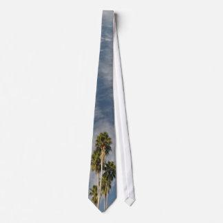 Tropical Fan Palm Tie