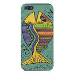 Tropical Fantasy Fish Phone Case iPhone 5 Cases