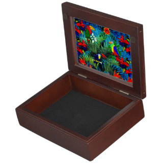Tropical Fantasy Memory Box