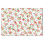 Tropical Fiesta Flowers Tissue Paper