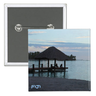 Tropical Fiji Thatched Roof Gazebo Button