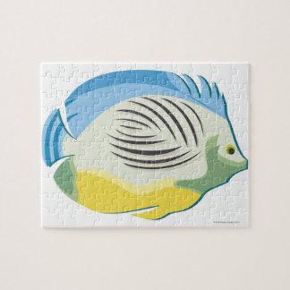 Tropical Fish 2 Puzzle