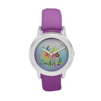 Tropical Fish and Reef Kid's Watch