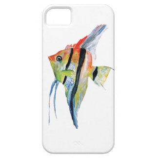 Tropical Fish Art iPhone Case