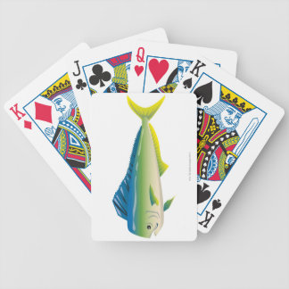 Tropical Fish Bicycle Playing Cards