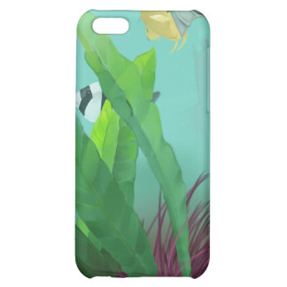 Tropical Fish Case For iPhone 5C
