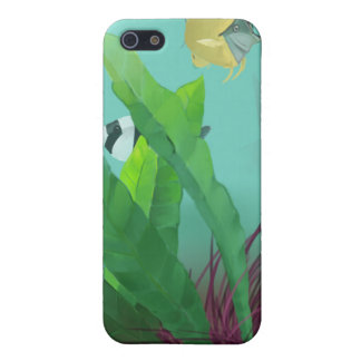 Tropical Fish Case For iPhone SE/5/5s