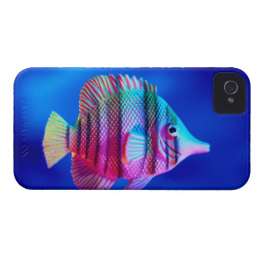 Tropical Fish Case-Mate iPhone 4 Cases
