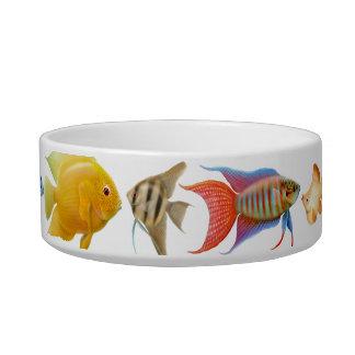 Fish pet bowls dog bowls cat bowls zazzle for Fish bowl pets
