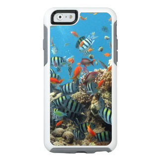 Tropical Fish Chaos OtterBox iPhone 6/6s Case