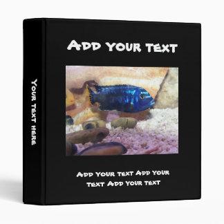 Tropical Fish Digital Watercolor Binder