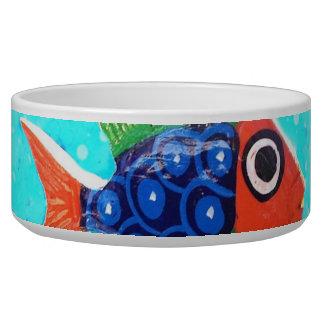 Tropical Fish Food Bowl Pet Water Bowls
