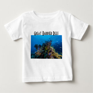 Tropical Fish Great Barrier Reef Coral Sea Baby T-Shirt