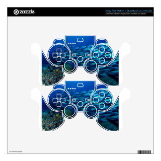 Tropical Fish Great Barrier Reef Coral Sea Skins For PS3 Controllers