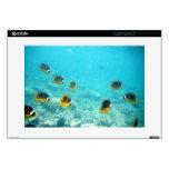 """Tropical Fish in Hawaii 15"""" Laptop Skins"""