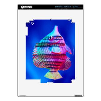 Tropical Fish iPad 3 Skin