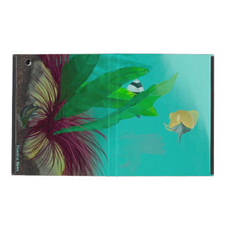 Tropical Fish iPad Cover