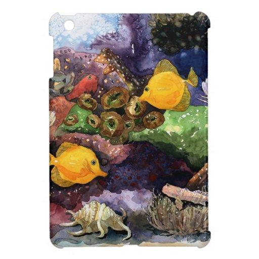 Tropical Fish iPad Mini Cover