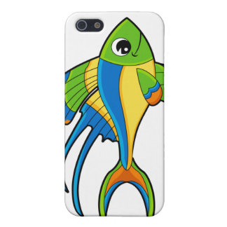 Tropical Fish iphone 4 Case