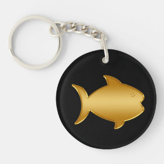 Tropical Fish Keychains