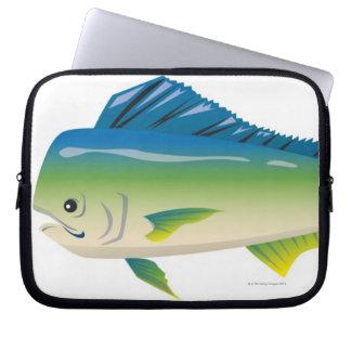 Tropical Fish Laptop Sleeve