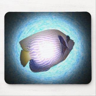 Tropical Fish zazzle_mousepad