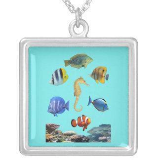 Tropical Fish Pendants