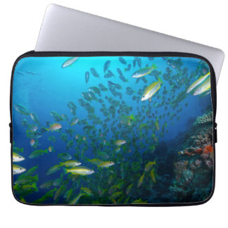 Tropical Fish of the Coral Sea - Laptop Sleeve