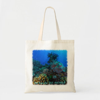 Tropical Fish of the Coral Sea Tote Bag