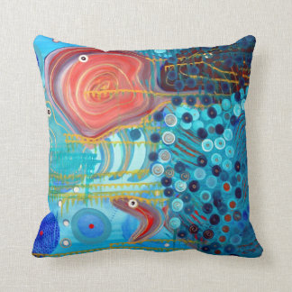 Tropical Fish Pillows