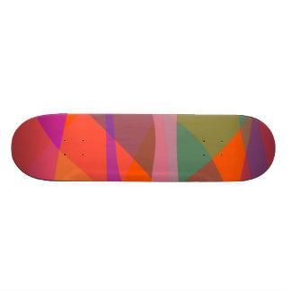 Tropical Fish Skate Board