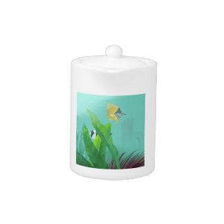 Tropical Fish Teapot