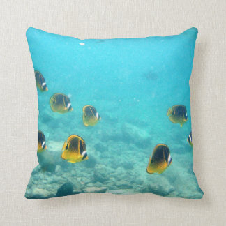 Tropical Fish Underwater Pillow