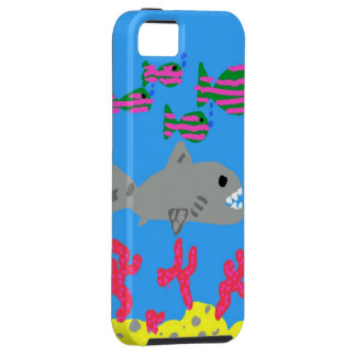 Tropical Fishes of the Sea iPhone 5/5s Case